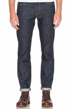 Levi's Strauss 511 Men's Premium Slim Fit Selvedge Denim Blue Jeans 511-1472