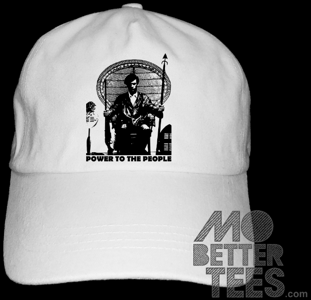 timeless design 2e82b 0fb7c ... discount code for black panther party huey dad hat white baseball cap  f4959 60462 ...