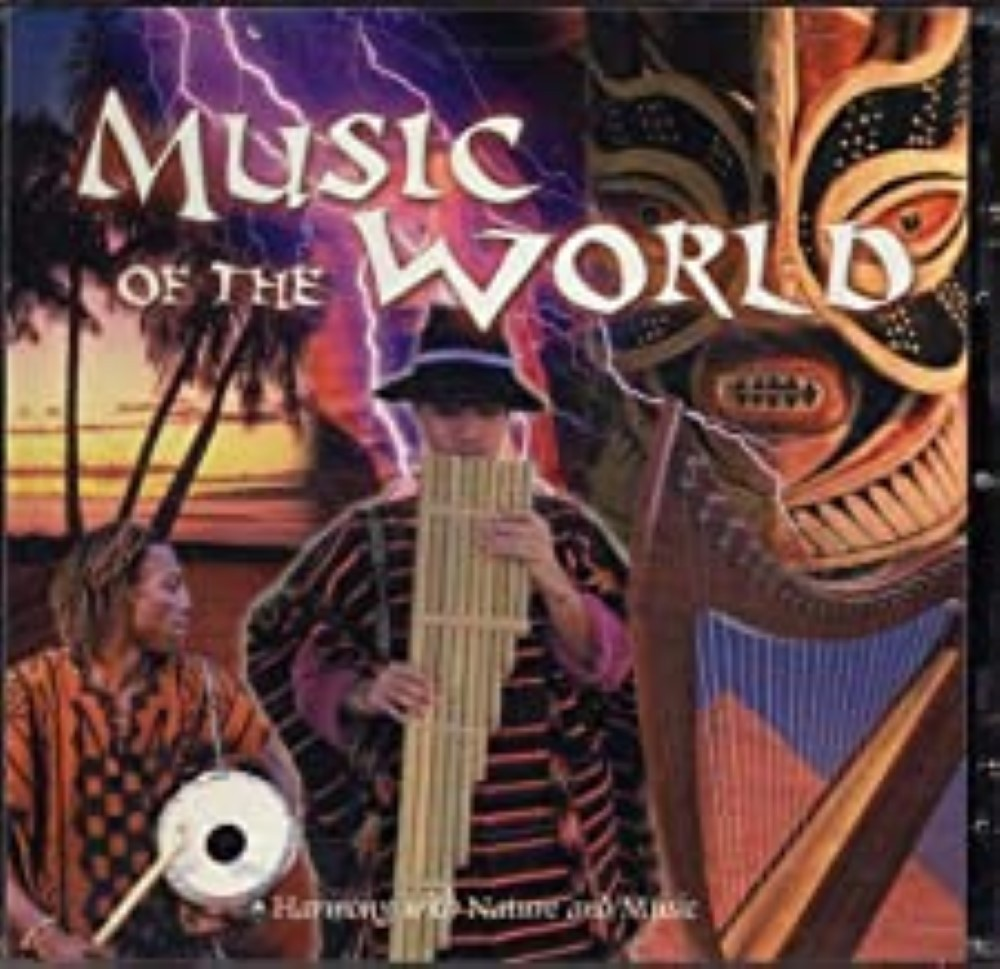 Music Of The World  Cd