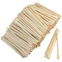 1000pcs Wax Spatulas Small Wax Wood Sticks, Waxing Applicator Sticks Wooden Craf image 11