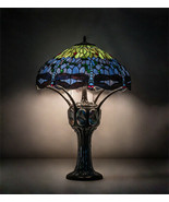 Tiffany Style Turtleback Table Lamp Reproduction - $3,774.87