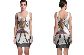 Clash of Clans Lvl 100 wizard BODYCON DRESS - $25.99+