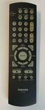 Toshiba CT-9946 Tv Remote Control Original Tv Cable Vcr SD-KV540SU Tested Works - $9.89