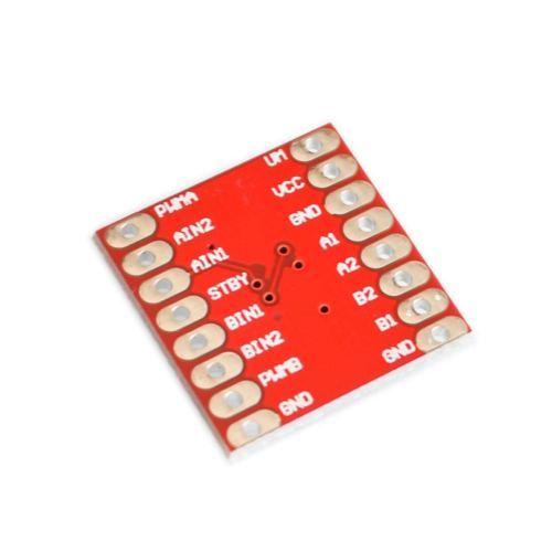 5x dual-motor-treiber-modul 1A TB6612FNG PER micro-controllore MEGLIO COME L298N