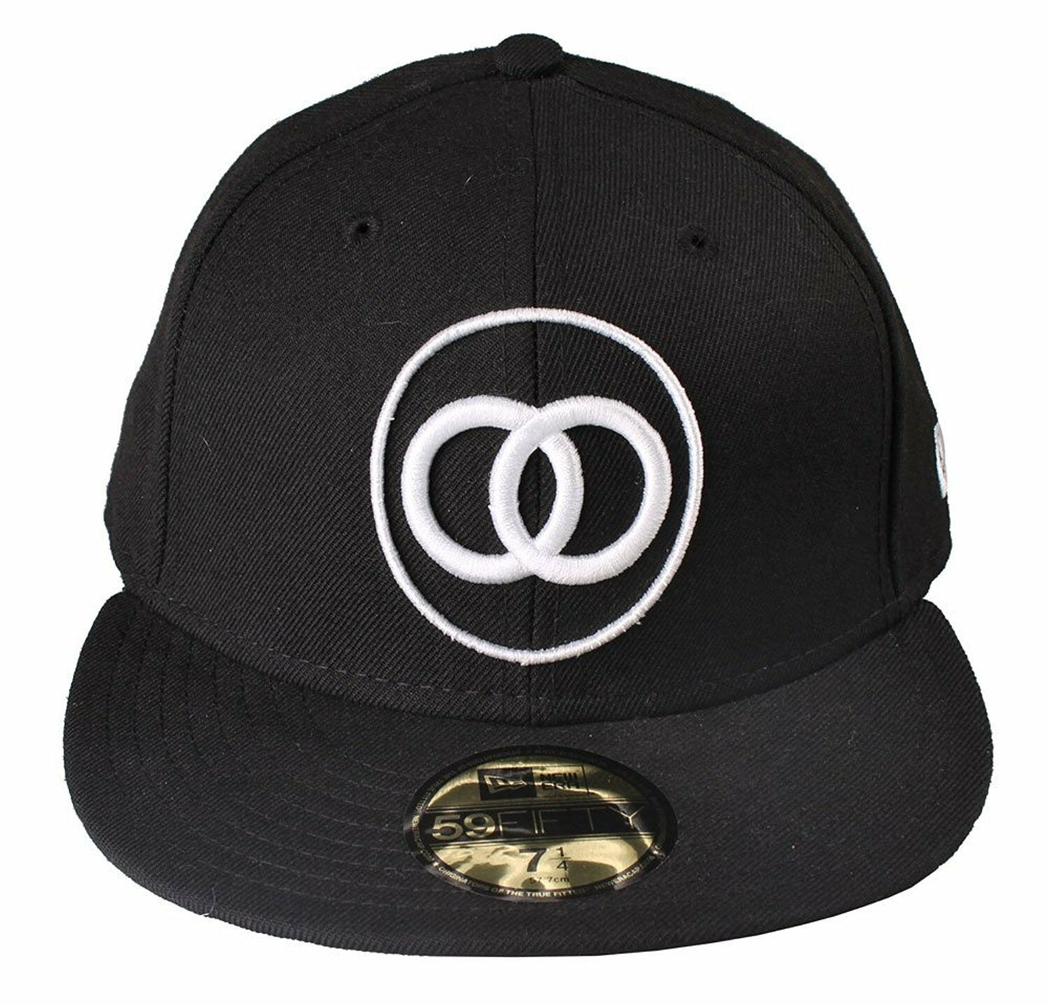 Dissizit Channel 0 Black 59Fifty New Era Fitted Hat