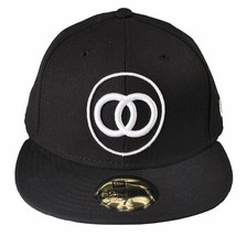 Dissizit Channel 0 Black 59Fifty New Era Fitted Hat image 1