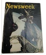 Newsweek Magazine June 21 1965 Gemini 4 Cover - $12.56