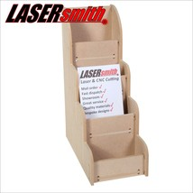 A6 DL Stamp Flyer holder with 4 levels - $15.27