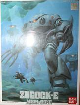 Gundam Mobile Zugock-E MSM-07/E Bandai Japan Model 1/144 Scale 1989 Yuji... - $35.75