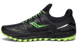 Saucony Xodus ISO 3 Sz 9 M (D) EU 42.5 Men's Trail Running Shoes Black S... - £67.53 GBP