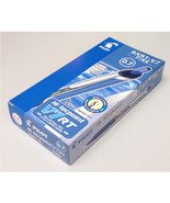 Pilot Hi-Tecpoint V7 RT 0.7mm Retractable Liquid Ink Pen (12pcs), Blue I... - $32.99