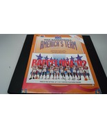 USA Basketball America's Team Poster Book Barcelona '92 - $12.32
