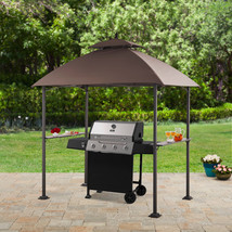 Top Grill Canopy Gazebo Barbecue Sun Shelter Grill Shade Patio Outdoor S... - $156.62