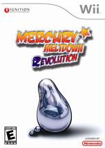 Mercury Meltdown Revolution Wii  Disk Only - $7.75