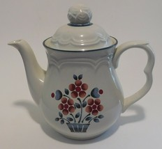 Cumberland Stoneware by Hearthside Brambleberry Coffee Tea Pot with Lid ... - $39.60