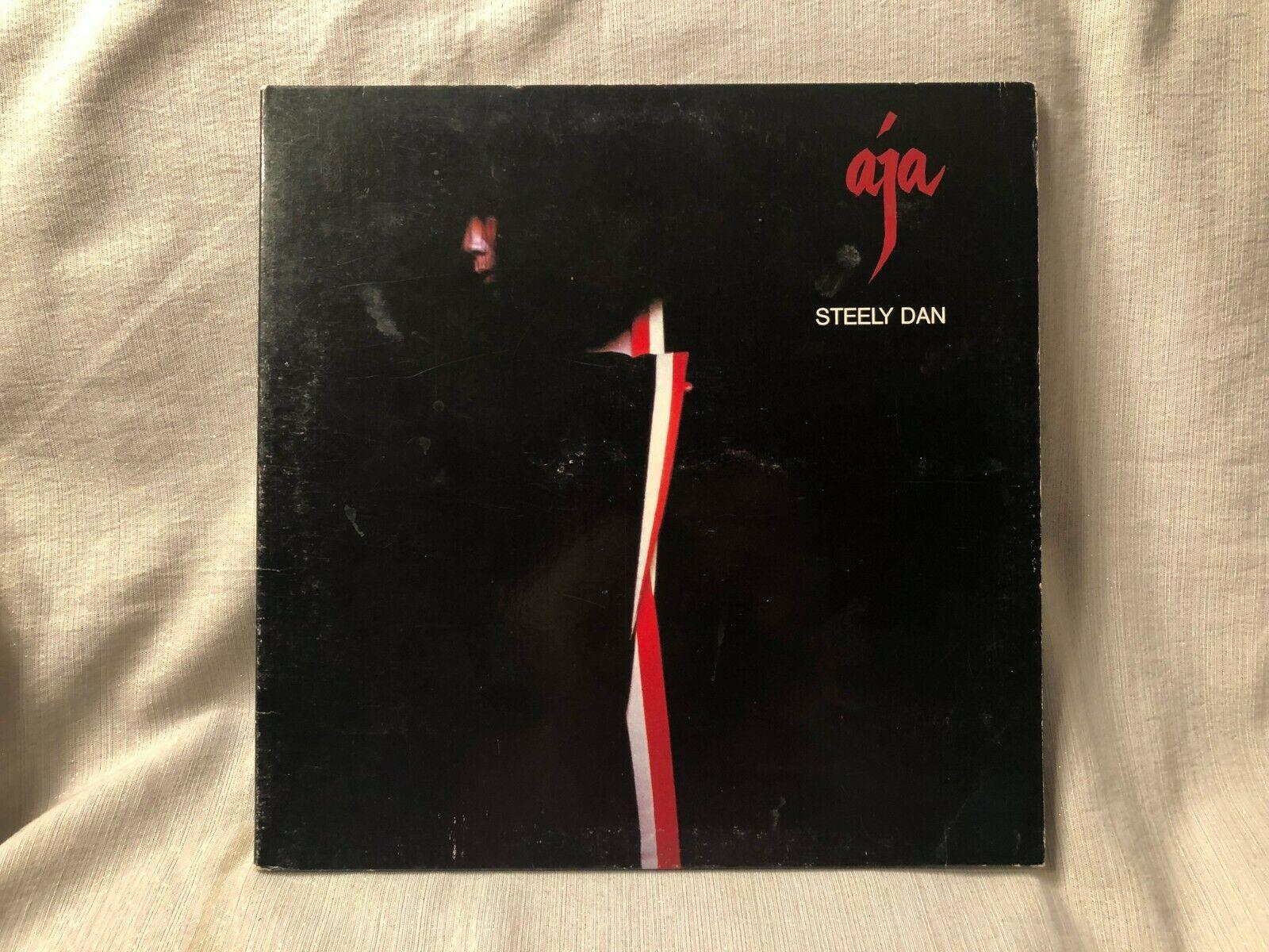 1977 Steely Dan Aja LP Record Vinyl Album ABC Records AB-1006 VG+/VG