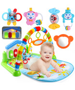 3 in 1 Baby Infant Gym Soft Playmat & Fitness Music Lights Fun Piano Car... - $105.29