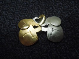 Vintage Ultra Craft Love Elephant Pin Brooch - $14.25