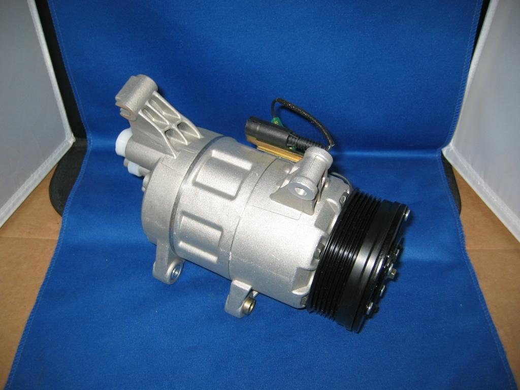 02-06 Mini Cooper Auto AC Air Conditioning Compressor Repair Part, With Clutch