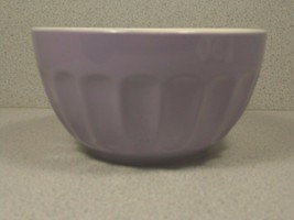 Williams-Sonoma heavy ceramic lavender replacement nesting mixing bowl - $10.95