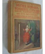 Mother Hubbard's Wonderful Cupboard 1924 Warren & Davenport  Illustra by... - $32.40