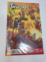 All New Invaders #10 Comic Book Nm - $2.25