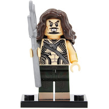 1pcs DC Aquaman Justice League Super Hero Mini figure Building Blocks Le... - $1.99