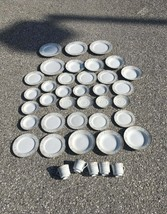 Vintage Excel Southampton Fine China Lot Of 53 Pieces - $196.38