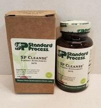 NEW Standard Process SP Cleanse Whole Food Gallbladder Cleanse Liver Kidney - $39.99