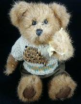 "Boyds Bears 9"" Jointed Bear Retired 1990-98 #1364 Bear Wear Bee Clothing - $28.04"