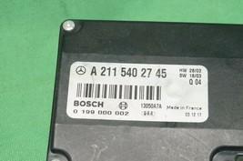 Mercedes E500 W211 Battery Load Control  Module Unit A2115402745 image 2