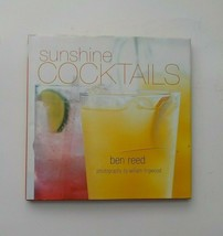 Sunshine Cocktails Book Ben Reed W Lingwood Kyland Peters & Small  - $15.49