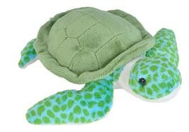 Wild Republic Sea Turtle Plush, Stuffed Animal, Plush Toy, Gifts for Kid... - $14.24