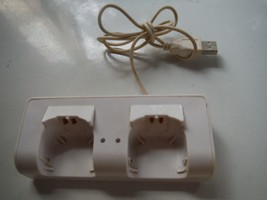 nintendo wii blue light charge station used functional free ship cont usa USB - $8.20