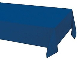 Creative Converting Touch of Color Paper Banquet Table Cover,  Navy Blue - $4.94