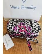 Vera Bradley Scroll Medallion Jewelry Case or Cosmetic Bag NWT - $31.99