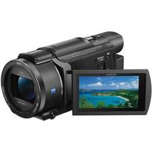 Sony 4K Ultra HD Handycam Camcorder FDR-AX53 24/30p & 16.6MP Stills LCD ... - $914.76