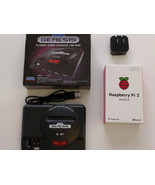 Mini Sega Genesis USB Hub w/ Raspberry Pi 3 installed piGenesis Built an... - $119.99