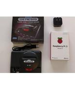 Mini Sega Genesis USB Hub w/ Raspberry Pi 3 installed piGenesis Built an... - $119.99