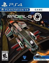 Radial-G - PlayStation 4 [PlayStation 4] - $18.94