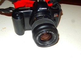 VINTAGE CAMERA- CANON EOS REBEL X- ZOOM LENS EF 35-80MM 1:4-5.6- EXC. - $189.05