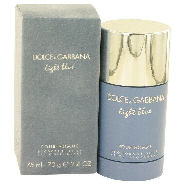 Light Blue by Dolce & Gabbana Deodorant Stick 2.4 oz (Men) - $58.30
