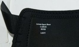 Cactus Gear Equine Equipment Large Hind Black Axiom Sport Boots Package 1 Pair image 4