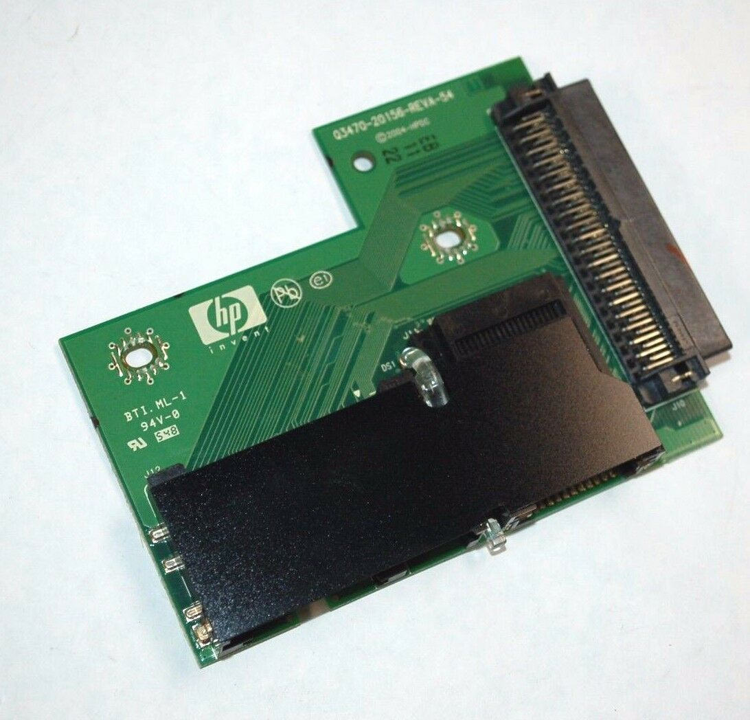Primary image for HP Photosmart 8250 Printer Media Card Reader Assembly Q3470-20156