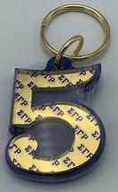 Sigma Gamma Rho - Line Number Keychain #5 - £10.03 GBP