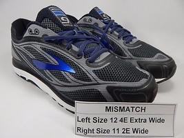 MISMATCH Brooks Dyad 9 Men's Shoes Size 12 4E EXTRA WIDE Left & 11 2E WIDE Right