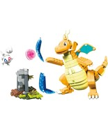 Mega Construx - Pokemon Dragonite vs. Togetic Challenge Building Set - M... - $65.79