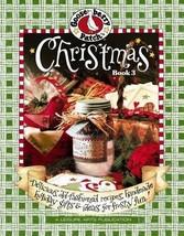 Gooseberry Patch Christmas Book 3  A Leisure Art Publication - $12.00
