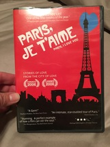 Movies Featuring Paris: Paris J'Taime DVD