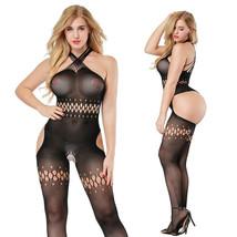 Women's Sexy lace Lingerie Fishnet Body stockings Bodysuit Underwear 8511 - $8.59+